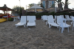Шезлонги за малък плаж за Вашата градина