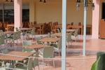 Пластмасов стол за ресторант, за бар