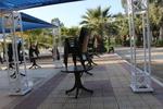 Устойчиви евтини столове, от пластмаса