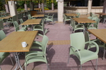 Пластмасови здрави столове за барове