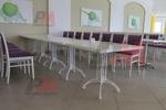 Дизайнерски здрави стойки за маса