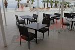 База за маса за ресторант за външно ползване