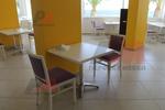 Комбинирана стойка за маса за външно ползване