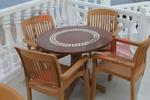 Пластмасови столове на промоция, с доставка