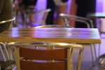 Квадратен плот за маса за заведение