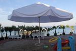 Плътни чадъри за открито