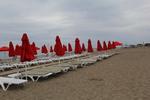 Шезлонг за плаж на едро