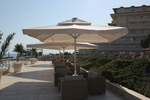 Луксозни чадъри за море