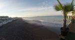 Шезлонги за плажна ивица за използване на плажа
