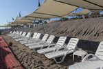 Шезлонги за голям плаж за лятно заведение