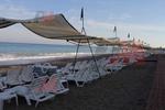 Шезлонги за малък плаж, евтини