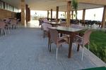 Външни пластмасови столове за лятно заведение