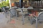 Пластмасови столове за хотел, за барове