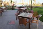 Пластмасови столове за хотел, за открито