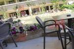 Столове от пластмаса стифиращи, за външно ползване