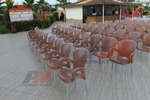 Пластмасов стол за заведение, за открити пространства