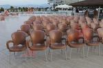 Пластмасов стол за градина, за външно ползване