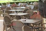 Пластмасов здрав стол за бар