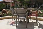 Столове от пластмаса здрави, за външно ползване