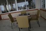 Устойчиви столове от метал за ресторанти