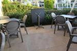Уникална основа за маса за градини