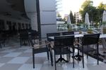 Метална основа за маса за ресторанти