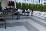Столове от метал за външно ползване за външно ползване