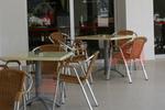 Метални столове за ресторанти с доставка