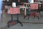 Уникални бази за маса за градина