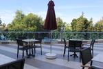 Устойчиви градински столове от метал