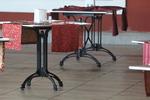 Метални бази за маса за ресторант