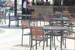 Столове,произведени от метал,различни модели цени