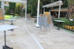 Основи за бар маса от неръждаема стомана за басейн