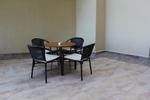 Метални столове за открито заведение с различни визии