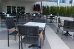 Столове от метал за открито заведение