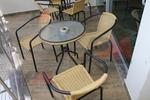 Метални столове за ресторанти