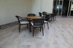 стол от метал за заведение