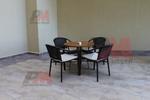 Външни метални столове за заведения