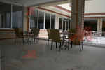 метален стол за кафене за външно и вътрешно ползване