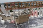 Столове от метал за кафене