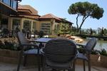 Качествена основа за маса за хотели