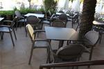 Различни височини основи за маса за хотели