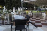 Дизайнерска основа за маса за хотели