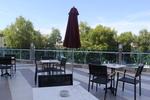 Метални столове,подходящи и за хотели