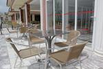 Метални столове за лятно заведение