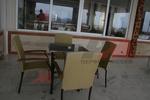 устойчив метален стол за външно и вътрешно ползване