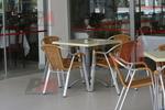 Здрави столове,произведени от метал,различни модели