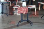База за Вашата маса за ресторант, от високоустойчиви материали