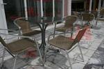 Метални столове с доставка цени