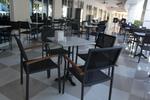 Основа за маса за кафене за външно ползване